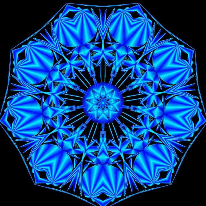 Mandalas: Guía Fácil con Imágenes para Colorear, Pintar, Tejer y Crear 4