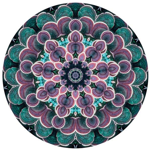 Mandalas: Guía Fácil con Imágenes para Colorear, Pintar, Tejer y Crear 3