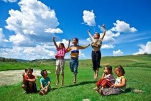 Los 12 mejores juegos infantiles al aire libre 1
