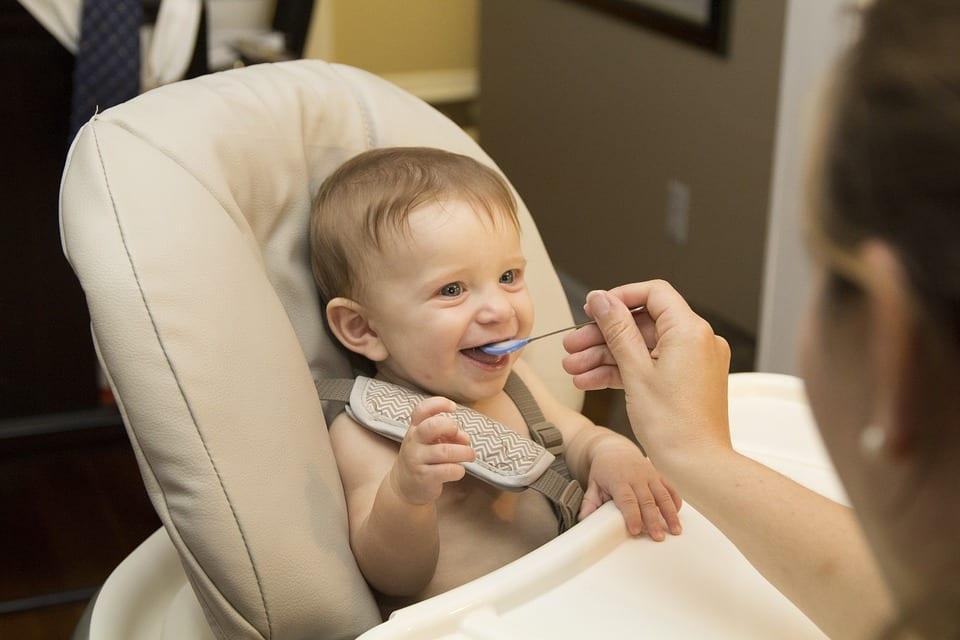 Consejos para alimentar a los niños por etapas - (0 a 15 años) 1