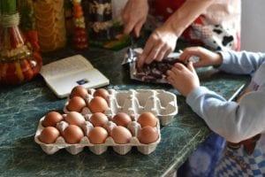 3 recetas fáciles que puedes preparar con los niños 11