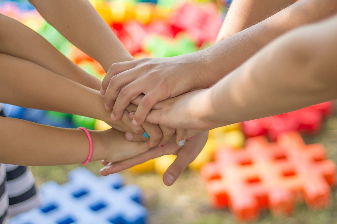 7 juegos para divertirse y aprender con niños de preescolar 1