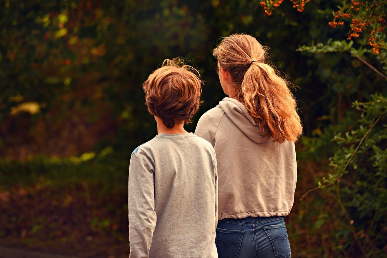 ¿Cómo hacer que los hermanastros se lleven bien desde niños? 2