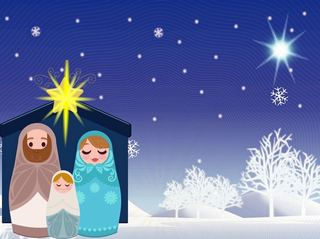Poesías navideñas para niños 1